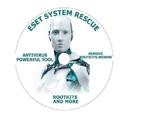 system rescue bootable DVD antivirus tool PC antivirus Removes bootkits rootkits