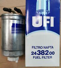 Kraftstofffilter UFI 24.382.00 Ford Escort, Fiesta, Mondeo Diesel