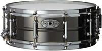 Pearl STA1450BR SensiTone Beaded Brass 14x5in Snare, Black Nickel(Ex-Display)