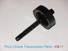 40 Tooth Black Speedometer Gear--Fits GM Turbo Hydramatic 400 3L80 Transmissions