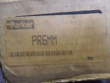 New Parker Hydraulic PR6MM Hz Flow Control Valve NIB