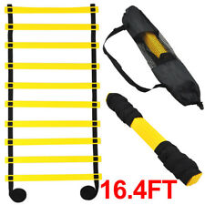 Speed Agility Fitness Training Ladder Footwork Football 5-Metre 10-rung Soccer