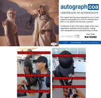 "SONEQUA MARTIN-GREEN signed ""STAR TREK DISCOVERY"" 8X10 PHOTO c PROOF - ACOA COA"