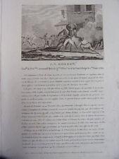 J.N GOBERT Général de division né à la Guadeloupe le 1e juin 1760