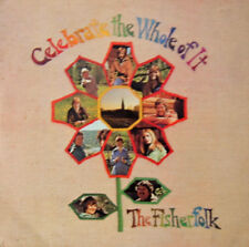 THE FISHERFOLK Celebrate The Whole Of It Celebration Services LP CR1010