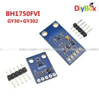 BH1750FVI GY30 GY302 Light intensity Digital Sensor Module F Arduino 3V-5V Power