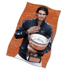 Rafael Nadal Flag Banner NEW Tennis Player Roland Garros Cup Champion