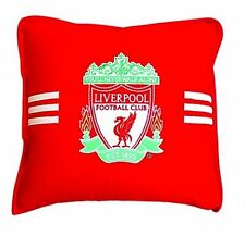 LIVERPOOL FABRIC CUSHION FOR CAR OR HOME - OFFICIAL LIVERPOOL FC PRODUCT