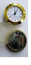37mm Quartz Clock Insertion Movement [Single]