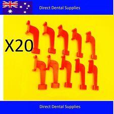 Dental X Ray Digital Holder Bite Wing Bar Vertical Film Size 2, 0