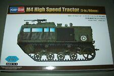 Hobbyboss M4 tractor de alta velocidad 1943 1:72 Kit de escala