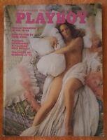 PLAYBOY MENS MAGAZINE OCTOBER 1973 VALERIE LANE PETE ROZELLE BURT REYNOLDS
