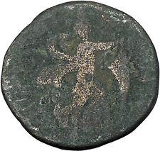 FAUSTINA II Marcus Aurelius wife PERINTHUS Thrace Isis Pharia Roman Coin i45379