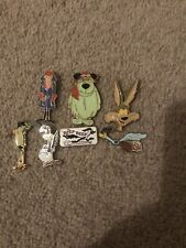 Road Runner & Wile E. Coyote Pin Collection