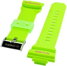 Casio Original Watch Strap Band for GWX-8900C-3 G-8900 GLS--8900 LIME GREEN