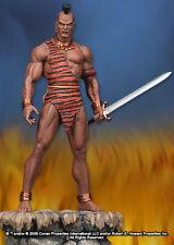 ZULA STATUE  BY HARD HERO  Sculpted by Seth Vandable (Conan, Belit, Zula)