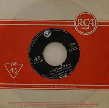 "ELVIS PRESLEY- A BIG HUNK OF LOVE - MY WISH CAME TRUE RCA 477600 Single 7"" (J39)"
