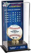 Los Angeles Dodgers 1988 World Series Champs Case & Series Listing Image