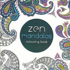 """Malbuch """"Zen Mandalas"""""""