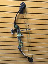 "Alpine Archery Micro Compoond Bow, RH, 21-28"", 40-50lb"