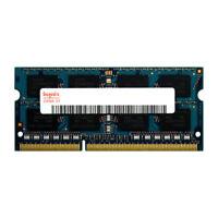 Hynix 4GB 2Rx8 PC3-10600 DDR3 1333MHz 1.5V Non-ECC SODIMM Laptop Memory RAM 1x4G