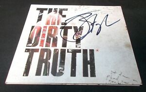 JOANNE SHAW TAYLOR - THE DIRTY TRUTH (2014 AXEHOUSE DIGI-PACK CD) SIGNED DISC