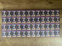 (48) Gary Sheffield 1989 Donruss #31 Rookie Cards Milwaukee Brewers NrMT+ Lot