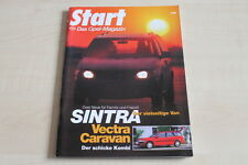 156709) Opel Sintra - Vectra B Caravan - Start Magazin 04/1996