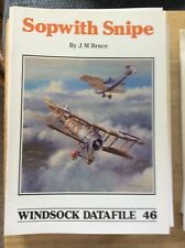 WINDSOCK DATAFILE - 46 - SOPWITH SNIPE - PB