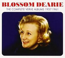 Blossom Dearie, The Complete Verve Albums 1957-1 CD | 5060342021335 | New