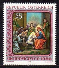 Austria - 1988 Christmas Mi. 1943 MNH