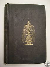 The Senator's Son by M. Fuller 1853 - Temperance novel