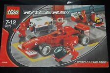 Lego Racers 8673 - Ferrari F1 Fuel Stop