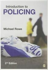 Introduction to Policing by Michael Rowe 9781446255889 (Paperback, 2013)