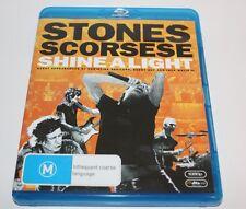 Stones Scorsese Shine A Light Blu-ray Movie Conect Music