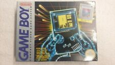NINTENDO GAME BOY-Original Consola DMG-01 (4) En Caja