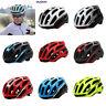 Skybulls FahrradHelm mit LED Rennrad Komfort Style MTB RadSport Helm Belüftet