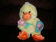 NEW WITH TAGS SUGAR LOAF TOYS PLUSH DUCK