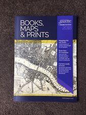 Maps, Books, & Prints - Auction Supplement 2018 - VGC