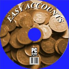 DO YOUR OWN ACCOUNTS, VITAL HOME AND SMALL BUSINESS SOLUTIONS CD EASY TO USE NEW