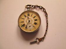 Schöne - Alte -Bautte - Geneve -Schlüssel - Taschenuhr - mit Schlüssel und Kette