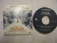 THE LION, THE WITCH & THE WARDROBE Read By Jim Broadbent – 2005 UK CD Promo