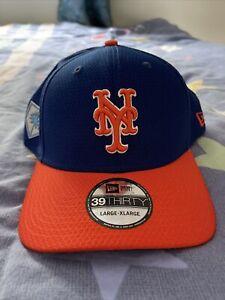MLB New York Mets Flex L/XL Hat By New Era Spring Training