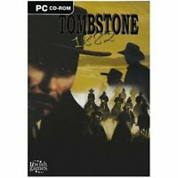 TOMBSTONE 1882  PC CD ROM GAMES