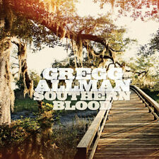 Southern Blood [Deluxe Edition] [Slipcase] * by Gregg Allman (CD, Sep-2017, 2 Discs, Rounder)