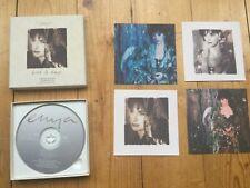 ENYA - BOOK OF DAYS (VERY RARE LIMITED EDITION CD SINGLE BOX SET +4 ART PRINTS)