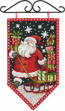 Dimensions - Cross Stitch Kit - Banner - Winter / Christmas -  D72-74136