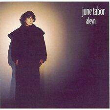 june tabor - aleyn [CD]