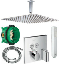 HANSGROHE Select Touch Thermostat, Ibox 300mm Kopfbrause,ShowerSelect ibox A28D
