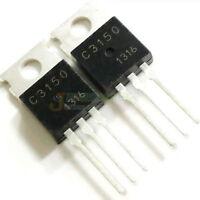10pcs 2SC3150 C3150 3A 900V NPN Transistor TO-220 NEW